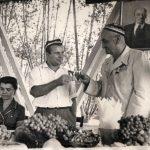 Страна помнит своих героев: Хамракул Турсункулов – человек, которого уважали Брежнев, Хрущев, Кастро и Ганди